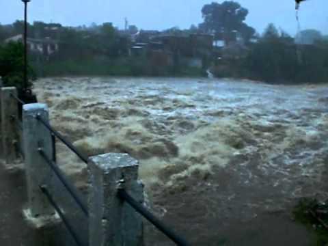 Continúa estado lluvioso permanente en la provincia de Sancti Spíritus