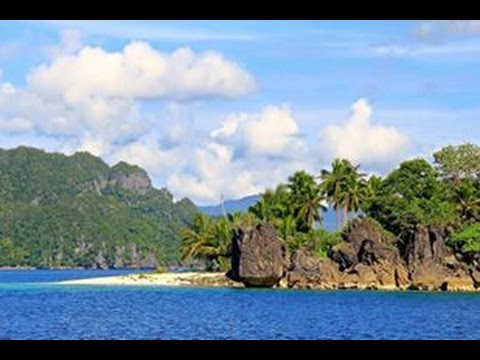 Tubajon, Dinagat Islands Surigao Del Norte, Philippines