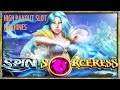 Spin Sorceress ★ High Payout Slot Machines