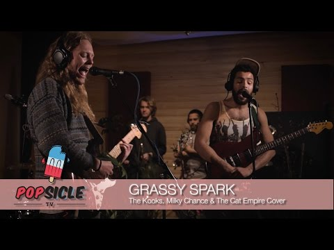 Grassy Spark Cover The Kooks, Milky Chance & The Cat Empire (Popsicle Studios Session)