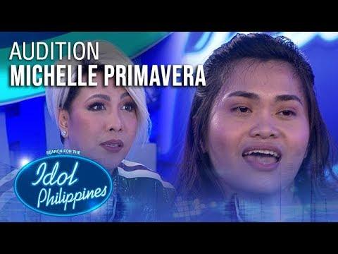 Michelle Primavera - Wrecking Ball | Idol Philippines 2019 Auditions