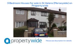 3 Bedroom Houses for sale in St Helens (Merseyside) on Propertywide