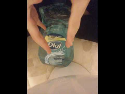 How to make slime with only dial hand soap youtube ccuart Choice Image
