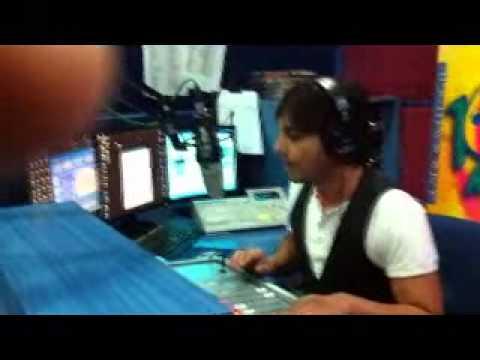 Rj Total Filmy Aftab Live On Air (106.2 HUM FM, UAE)