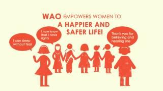 Non-Profit Organization Animation (WAO)