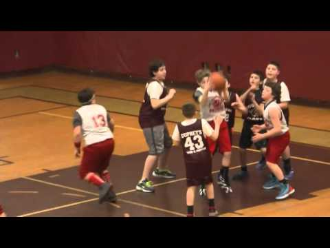 Mooers - AuSable Boys  2-14-16