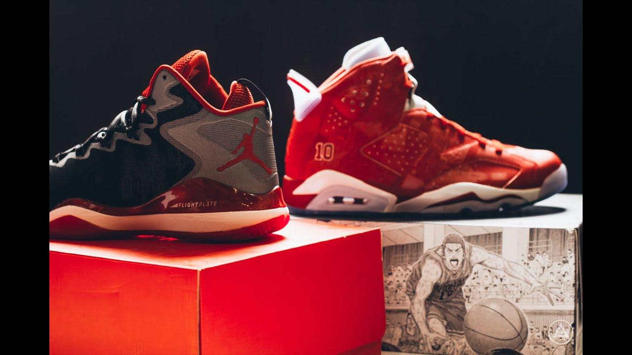 Về đôi Air Jordan 6 Slam Dunk và vấn đề của cộng đồng Thần Kinh Giày