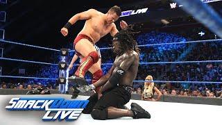 R-Truth vs. The Miz: SmackDown LIVE, Sept. 4, 2018