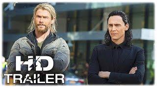 Thor Ragnarok Brothers Trailer NEW (2017) Chris Hemsworth Superhero Movie HD