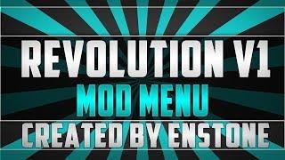 Black Ops 2 (1.16) || Revolution V1 Mod Menu By Enstone