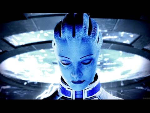 Mass Effect 2: Lair of the Shadow Broker All Cutscenes (Game Movie) 1080p HD