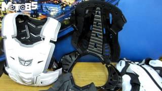 Выбор бюджетной защиты тела - обзор от Moto85.ru