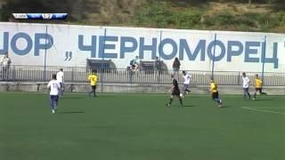 ДЮСШ 11 - Черноморец (Одесса) 3:4 ФК Интер (Днепропетровск) 2 тайм