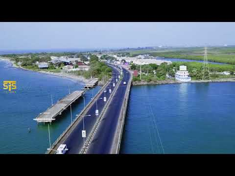 Denton Bridge - Banjul The Gambia