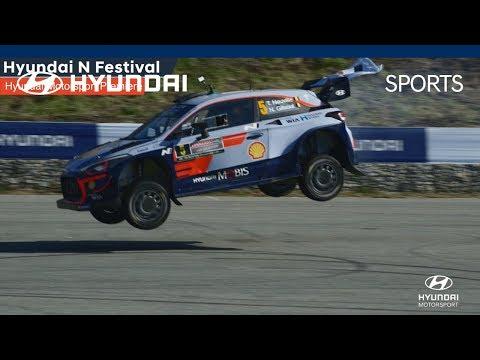 Hyundai N Festival : Hyundai Motorsport Premiere