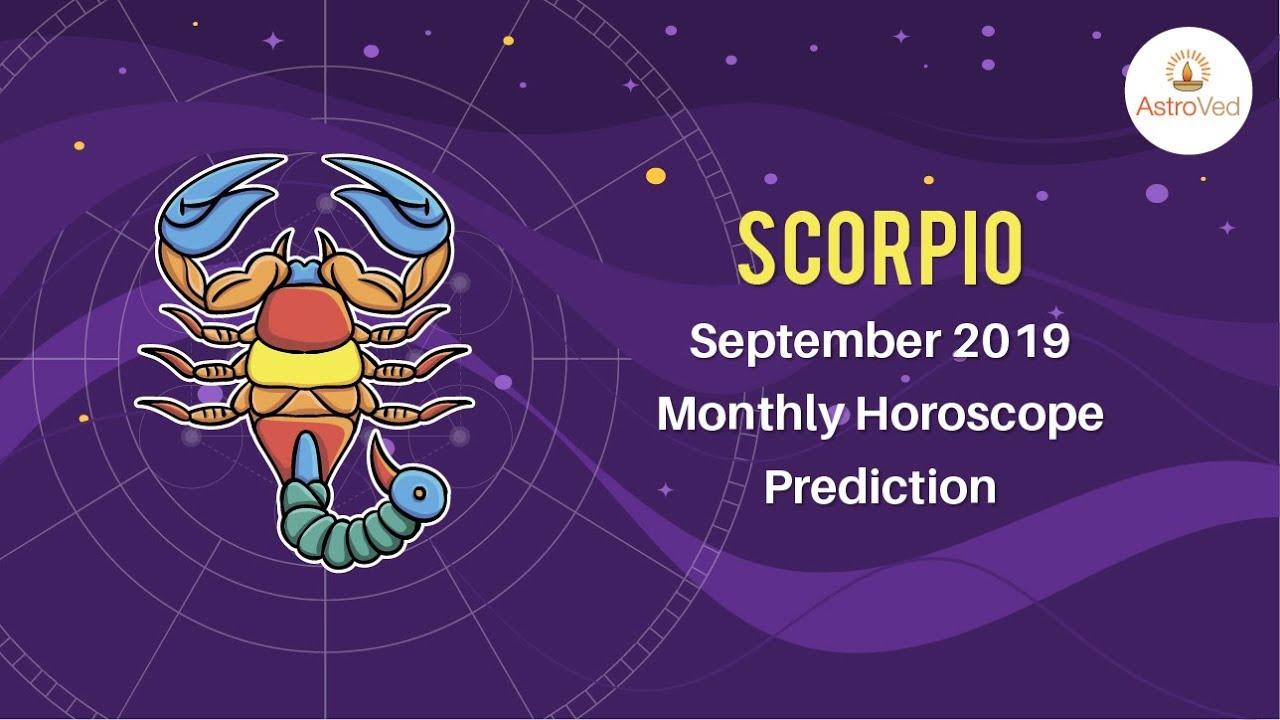 astroved horoscope for scorpio
