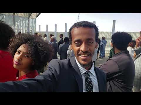Dr. Abiy Inaugurates Bole Airport Terminal Expansion - 1 Year Ethiopia - VLOG # 76