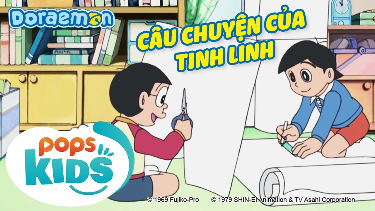 [S6] Doraemon Tập 285 – Siêu Áo Giáp, Câu Chuyện Của Tinh Linh Và Nobita – Hoạt Hình Tiếng Việt