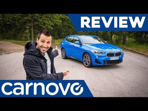 BMW X2 - SUV Compacto / Opinión / Review / Prueba / Test en español | Carnovo