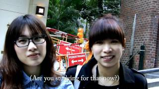 Fifty People One Question: Hong Kong (Your dream in life?)
