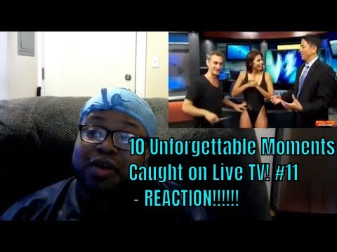 10-unforgettable-moments-caught-on-live-tv!-#11---reaction!!!!!!