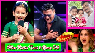 Rupsas Little Friend   3 years Kids   Cute and Awesome dance