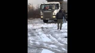 Нелегальный сброс грунта в Митино!(, 2015-05-06T16:59:18.000Z)