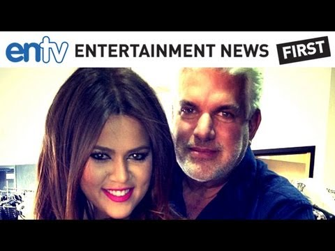 Khloe Kardashian Real Dad Finally Revealed Kinda Entv