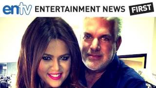 KHLOE KARDASHIAN: Real Dad Finally Revealed, Kinda: ENTV