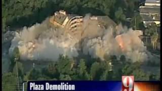 Colony Plaza Implosion