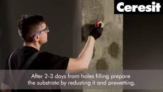 Concrete repair system