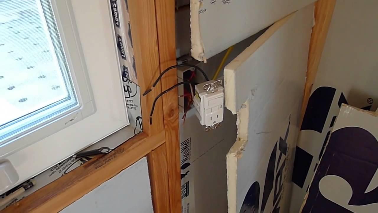 Tiny House Electricity Wiring Walkthrough