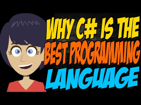 Why C# is the Best Programming Language