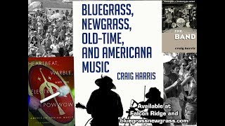BLUEGRASS, NEWGRASS, OLD-TIME, AND AMERICANA MUSIC (Pelican)