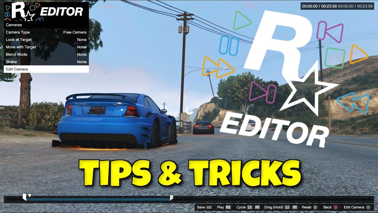Gta 5 Tricks Ps4