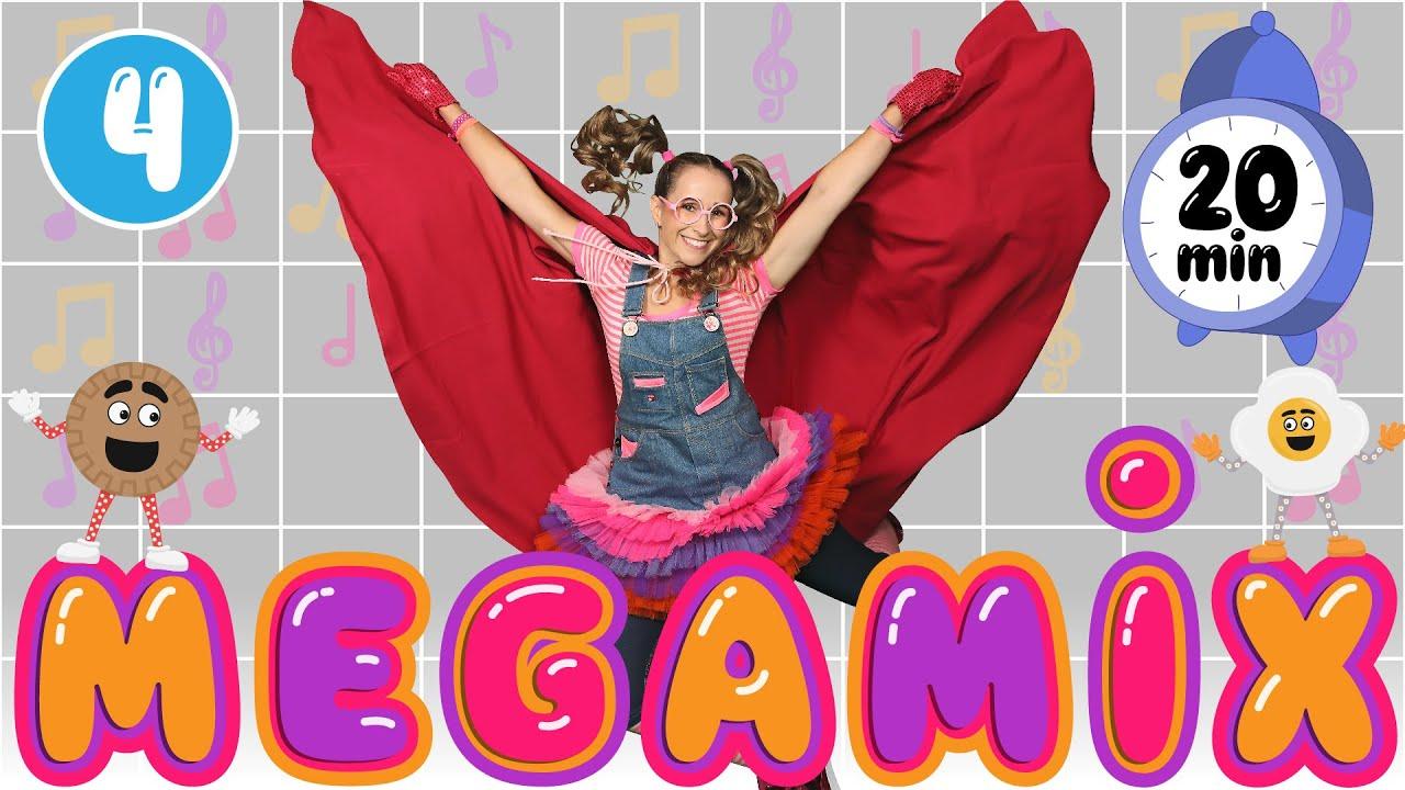 Pica-Pica - MEGAMIX 4: ¡Volvemos a la Escuela de Niños!