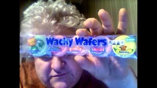 Leaf Wacky Wafers (Nostalgic Candy Review & Army Story)