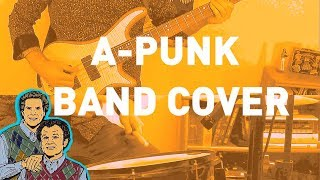 A-Punk Full Band Cover - Vampire Weekend