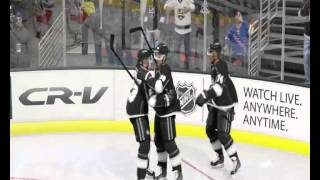 NHL 15 Gameplay