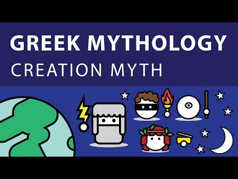 Greek Mythology - I: Creation Myth