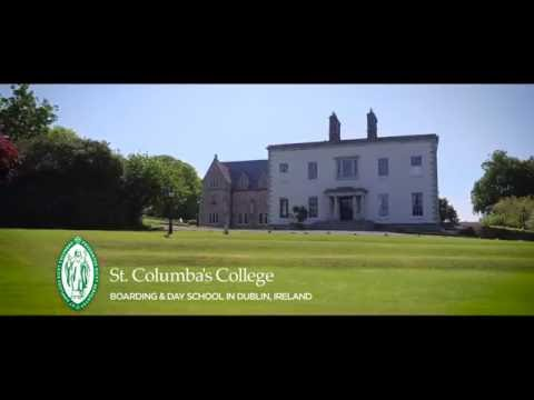 St Columba's College Aerial Video 2016
