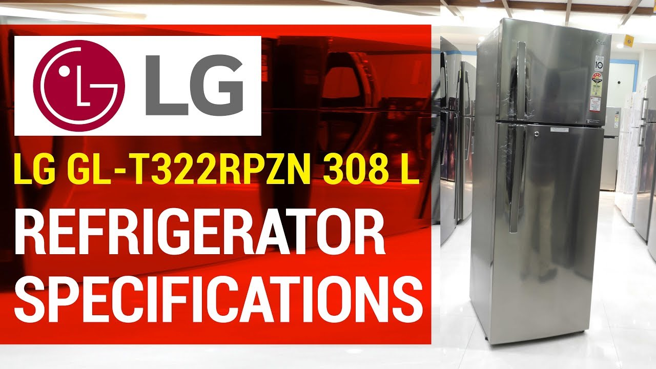 d00766930 LG 308 LTR Dual Fridge Overview Specifications   Features 4 Star ...