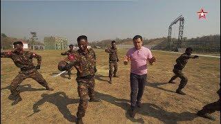 Военная приемка в Мьянме. Воины Будды. Часть II