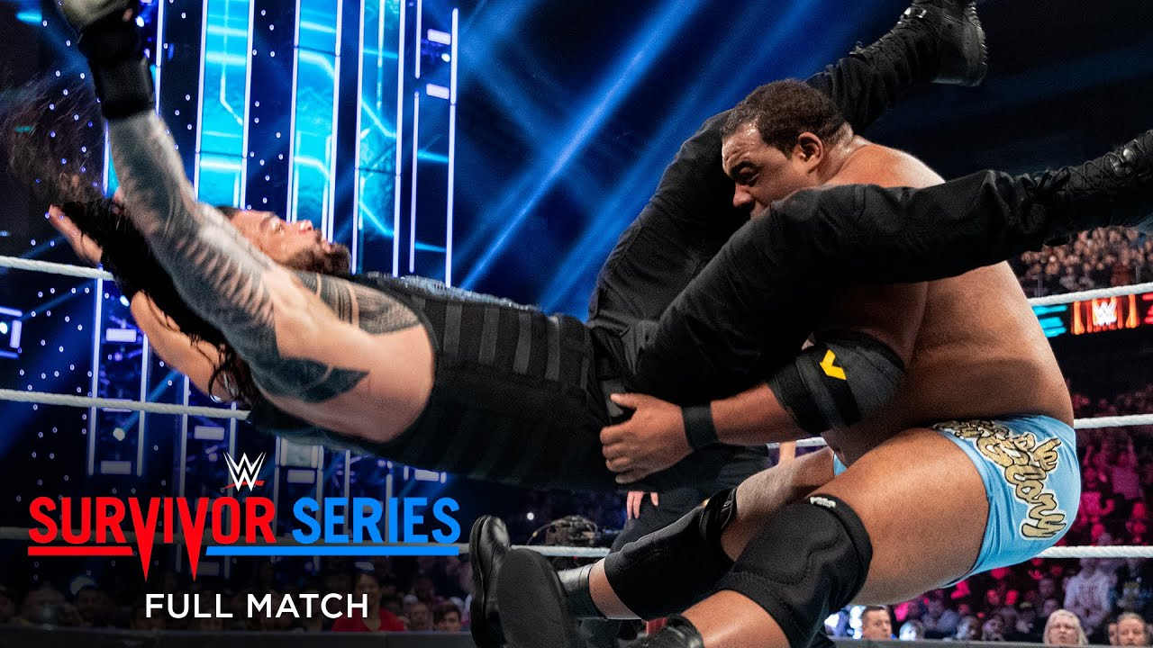 Download FULL MATCH- NXT vs. Raw vs. SmackDown - Survivor Series Elimination Match: Survivor Series 2019