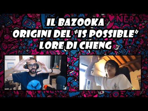 """Gli Aneddoti del Dariòn : Il BAZOOKA + ORIGINI""""Is Possible"""" + LORE di Cheng - Dario Moccia Twitch"""