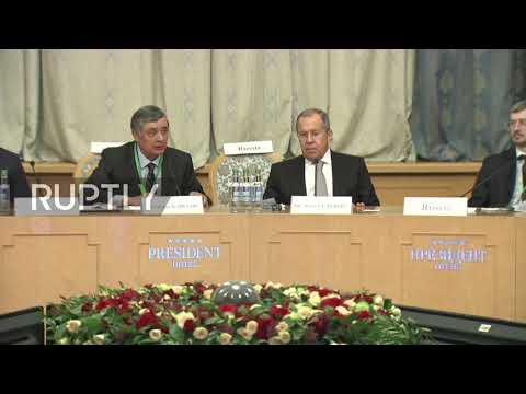 Russia: Afghan peace conference begins in Moscow