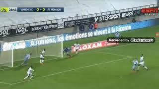 Amiens VS Monaco : Résumé