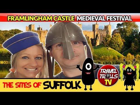 Framlingham Castle: Medieval Festival