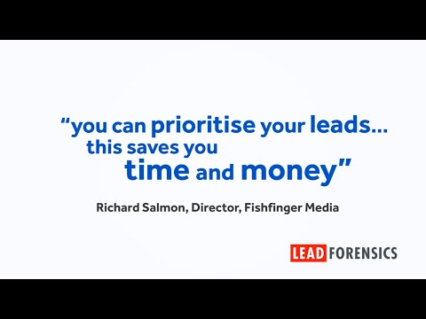 Creative agency build stronger client relationships using Lead Forensics