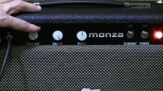 DR Z Monza Guitar Amp Demo (pt2)
